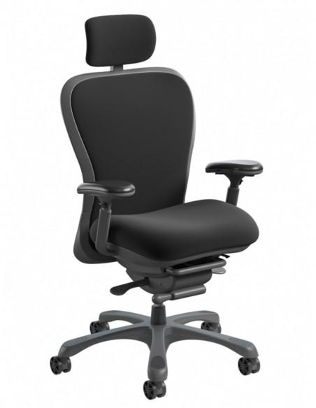 Кресло NIGHTINGALE CXO 6200 D для руководителя, усиленное до 200 кг