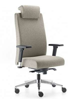 Кресло SOKOA BOST BO57 для руководителя, тканевое