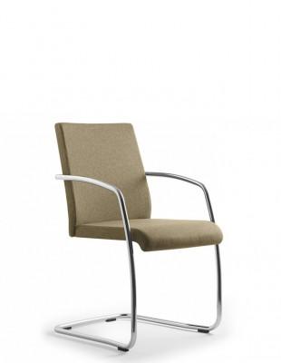 Кресло SOKOA BOST для посетителя, тканевое