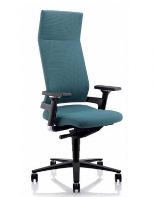 Кресло руководителя ZÜCO LACINTA, тканевое