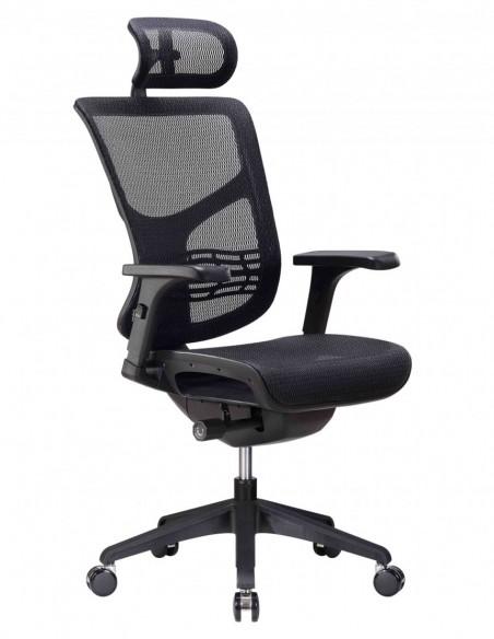 Кресло EXPERT VISTA BLACK (VSM01), эргономичное