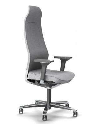 Кресло руководителя ZÜCO SELVIO SL 105, тканевое