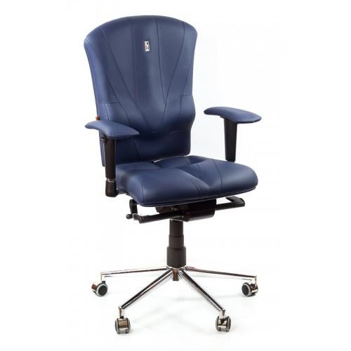 Кресло для оператора, ортопедическое Kulik System Victory синее