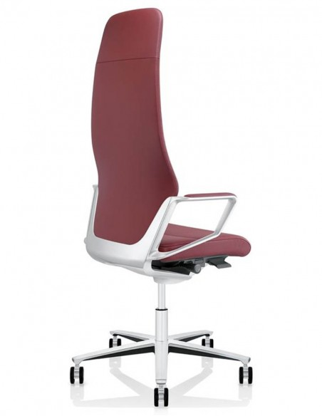 Кресло руководителя ZÜCO SIGNO SG 605, кожаное