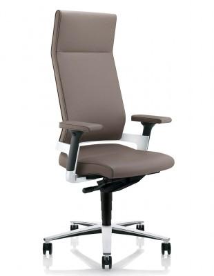 Кресло руководителя ZÜCO LACINTA EL 0593, тканевое