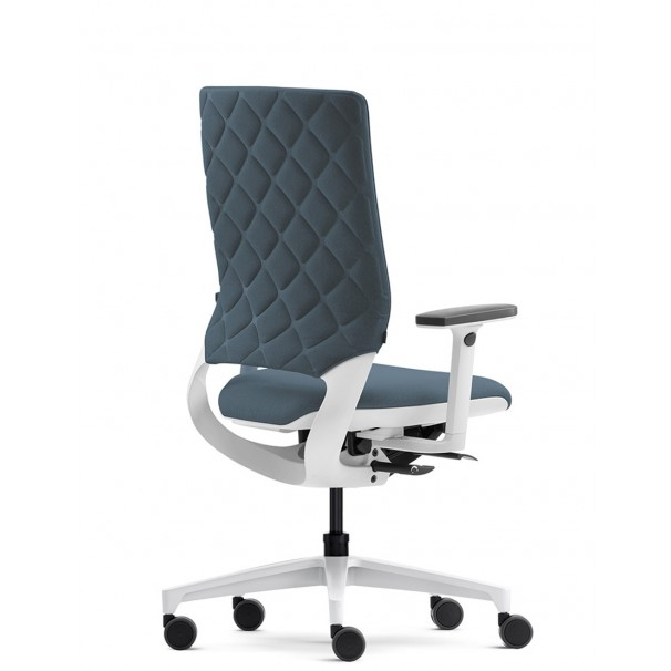 Кресло KLOBER MERA DIAMOND 94 (ONYX), эргономичное, для дома и офиса