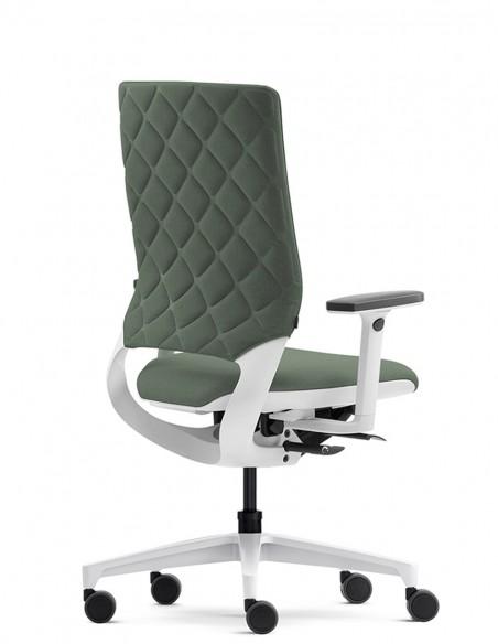 Кресло KLOBER MERA DIAMOND 94 (OLIV), эргономичное, для оператора, домашнего офиса