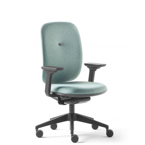 Кресло SOKOA ALAIA Т (IA565G), для оператора, тканевое