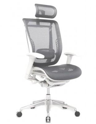Крісло EXPERT SPRING (HSPM01-G) для керівника, ергономічне, колір сірий