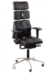 Кресло для оператора, ортопедическое Kulik System Pyramid черное