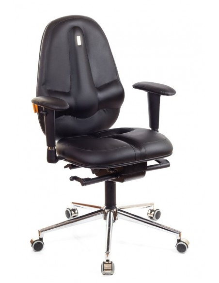Кресло для оператора, ортопедическое Kulik System Classic черное
