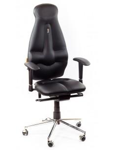 Кресло для оператора, ортопедическое Kulik System Galaxy черное