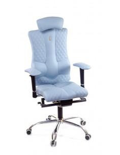 Кресло для оператора, ортопедическое Kulik System Elegance голубое