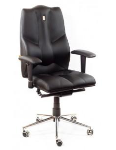 Кресло для руководителя, ортопедическое Kulik System Business черное