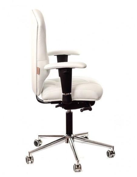 Кресло для оператора, ортопедическое Kulik System Victory белое