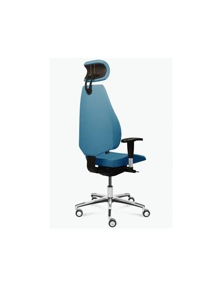 Кресло для руководителя TRONHILL GABRI голубое
