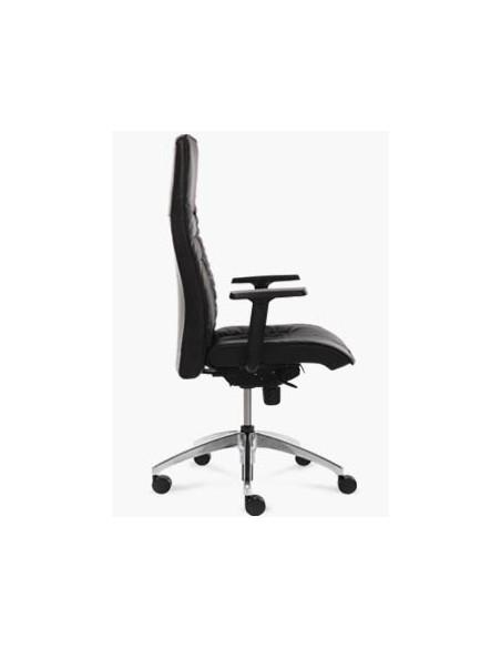 Кресло для руководителя TRONHILL ARCO черное