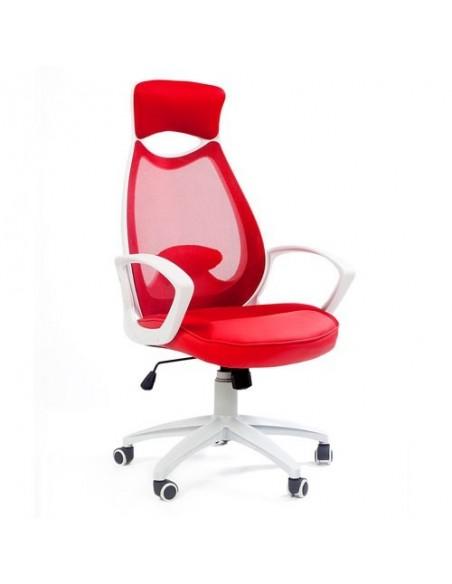 Кресло CHAIRMAN 840 White для руководителя
