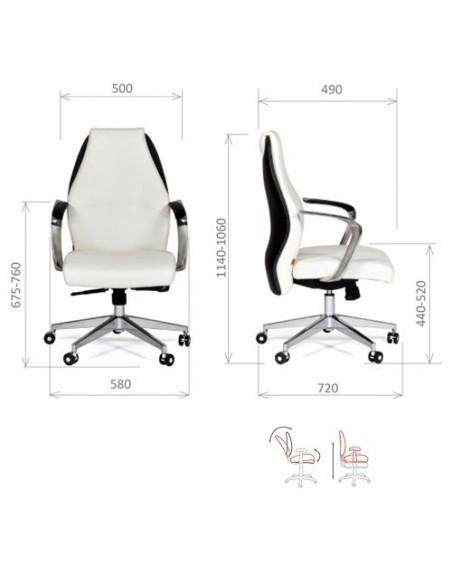 Кресло CHAIRMAN Basic М для руководителя