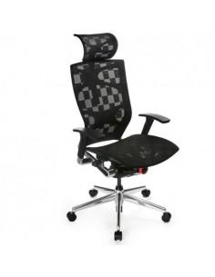 Кресло Бюрократ 811/BLACK для руководителя, черный