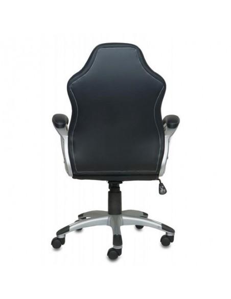 Кресло Бюрократ CH-825S/BLACK+BG для руководителя, черный/бежевый
