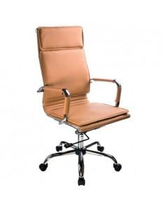Кресло Бюрократ CH-993/CAMEL для руководителя, цвет светло-коричневый