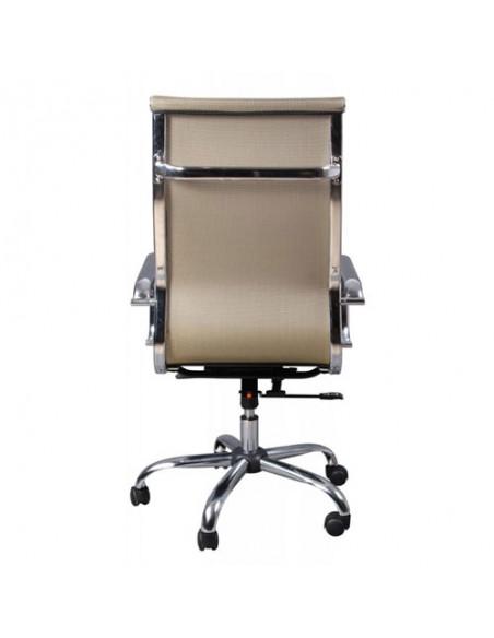 Кресло Бюрократ CH-993/GOLD для руководителя, цвет золотой