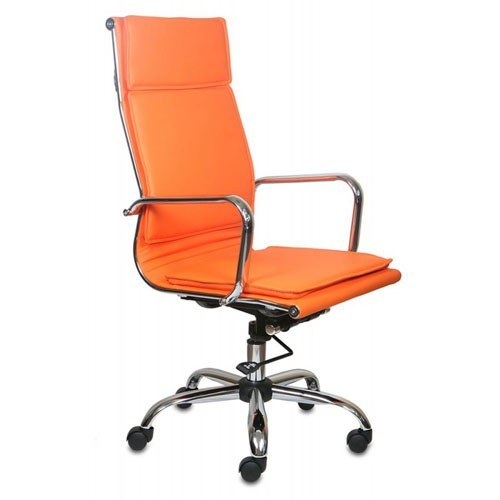 Кресло Бюрократ CH-993/ORANGE для руководителя, цвет оранжевый