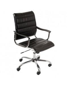 Кресло Бюрократ CH-994AXSN/BLACK для руководителя, цвет черный