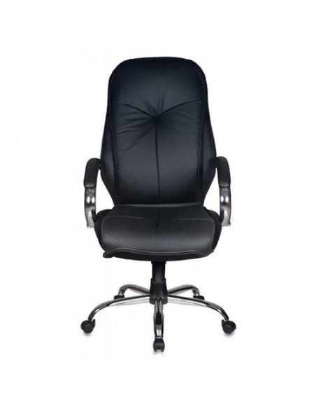 Кресло Бюрократ T-9930SL/BLACK для руководителя, цвет черный