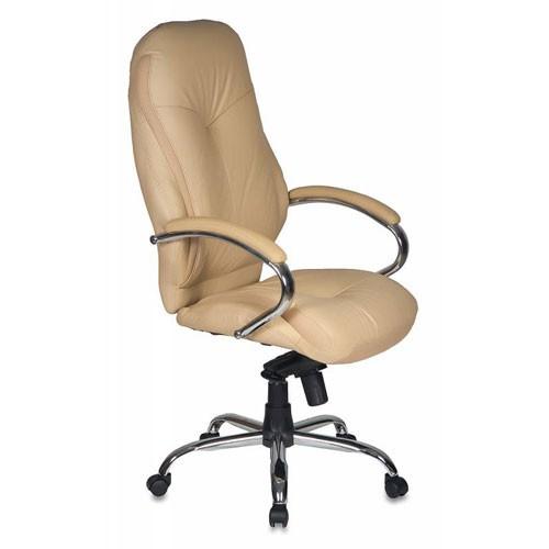 Кресло Бюрократ T-9930SL/IVORY для руководителя, цвет слоновая кость