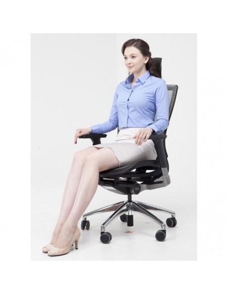 Кресло DUOREST DuoFlex Mesh BR-200M для руководителя, ортопедическое