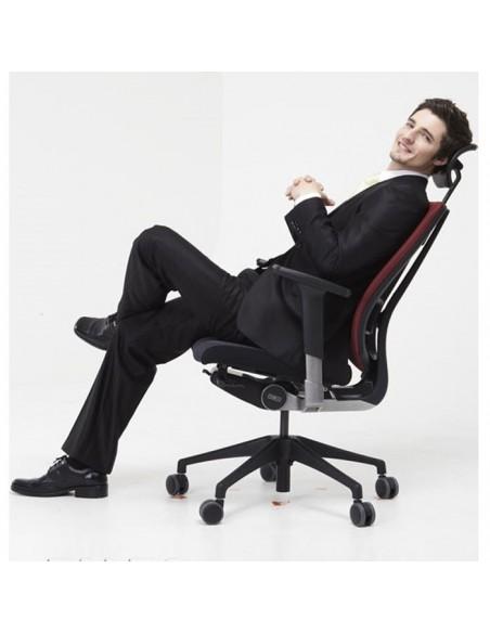 Кресло DUOREST DuoFlex Sponge B-100S для руководителя, ортопедическое