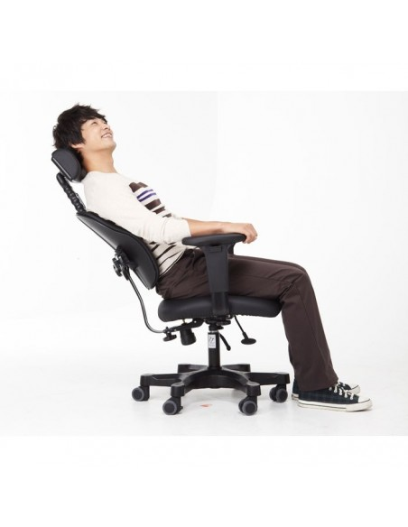 Кресло DUOREST Leaders DR-7500G для руководителя, ортопедическое