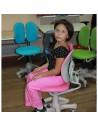 Кресло DUOREST Kids DR-218A детское, ортопедическое, цвет ,белый
