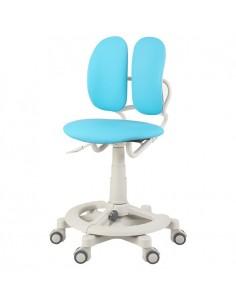 Кресло DUOREST Kids DR-218A детское, ортопедическое, цвет голубой