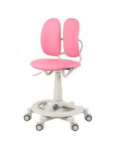 Кресло DUOREST Kids DR-218A детское, ортопедическое, цвет розовый