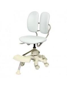 Кресло DUOREST Kids DR-289SG детское, ортопедическое, цвет белый
