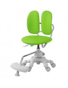Кресло DUOREST Kids DR-289SG детское, ортопедическое, цвет зеленый