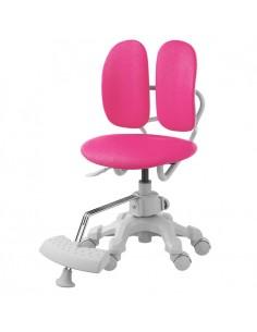 Кресло DUOREST Kids DR-289SG детское, ортопедическое, цвет розовый