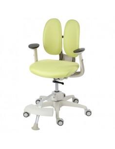 Кресло DUOREST Kids ORTO ai-50 Sponge детское, ортопедическое, цвет зеленый