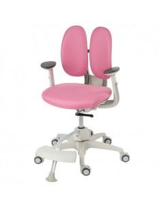 Кресло DUOREST Kids ORTO ai-50 Sponge детское, ортопедическое, цвет розовый