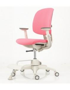 Кресло DUOREST DuoFlex Sponge подростковое, ортопедическое, цвет розовый