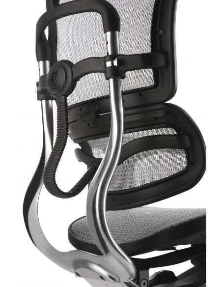 Кресло компьютерное Ergohuman, 'эргономичное, черного цвета
