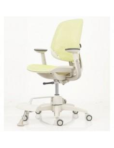 Кресло DUOREST DuoFlex Junior Mesh подростковое, ортопедическое, цвет зеленый
