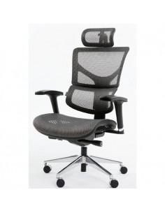 Кресло DUOREST Expert Sail (SL-01) для руководителя, эргономичное, цвет черный