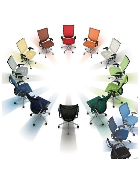 Кресло Okamura CP стандарт эргономичное
