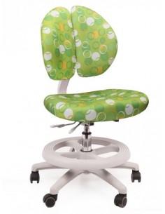 Кресло Mealux Y-616 Z  обивка зеленая с шариками