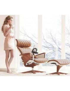 Кресло-реклайнер NUVEM LUX для дома