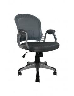 Кресло BARSKY COLOR CHAMPAIGNE Silver/Gray (CM-03)